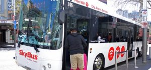 auckland buss panorama 300x139 - Skybus Super Shuttle In Auckland New Zealand
