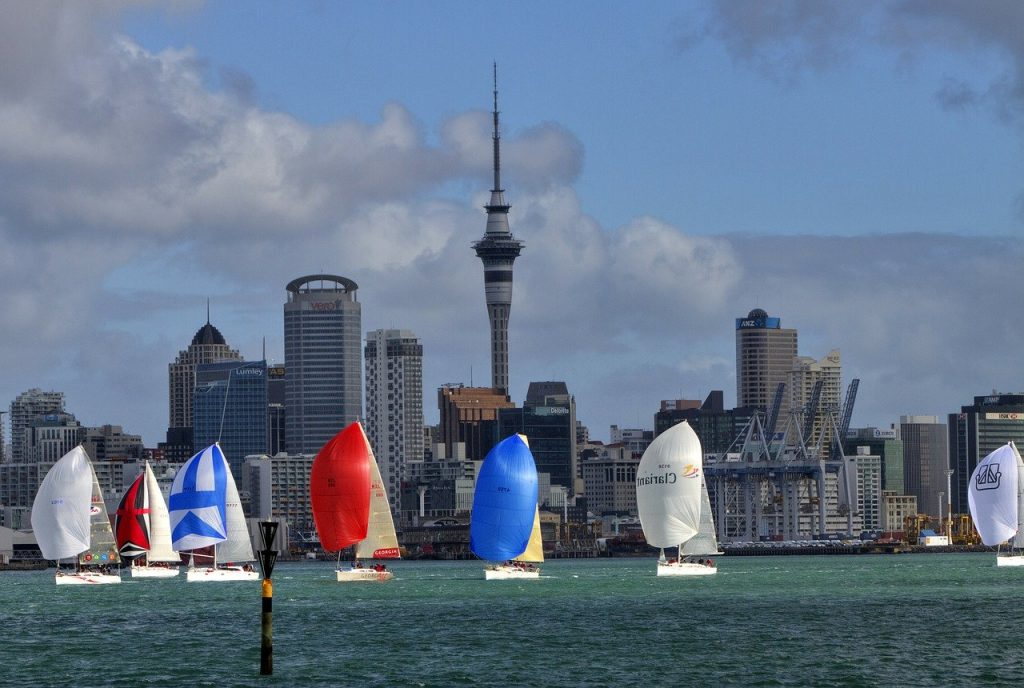 segelbatar auckland 1024x688 - Auckland